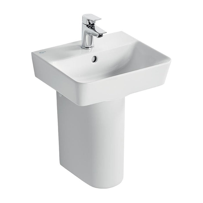 Ideal Standard Concept Air Cube 40cm Handrinse Basin - Unbeatable Bathrooms