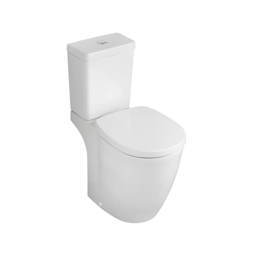 Ideal Standard Concept Freedom Close Coupled Raised Height WC Suite - Unbeatable Bathrooms