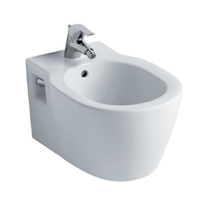 Ideal Standard Concept wall hung bidet - one taphole - Unbeatable Bathrooms