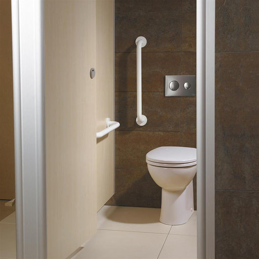 Armitage Shanks Contour 21+ Back To Wall Rimless Wc Pan with Raised Horizontal Outlet and Anti-Microbial Glaze - Unbeatable Bathrooms