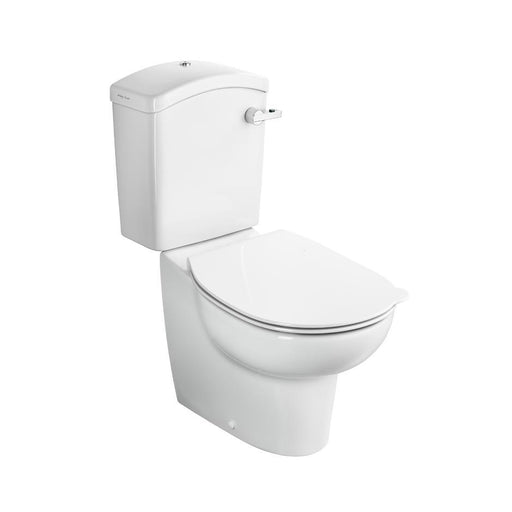 Armitage Shanks Contour 21 Splash 355mm Back-To Wall Rimless Bowl - Unbeatable Bathrooms