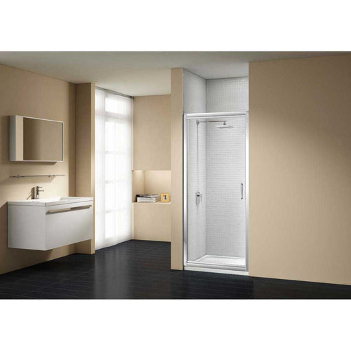 Bathroom To Love Vivid Sublime Infold Door Shower Enclosure - Unbeatable Bathrooms