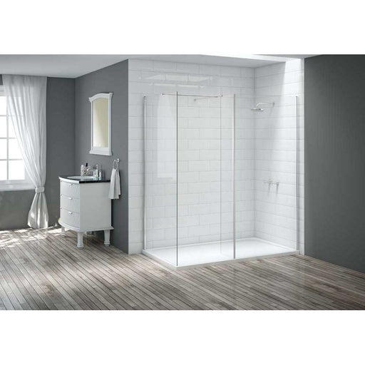 Bathrooms To Love Merlyn Vivid 300mm Wet Room Fixed Panel 8mm - Unbeatable Bathrooms