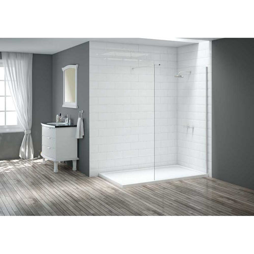 Bathrooms To Love Merlyn Vivid 8mm Wet Room Panel - Unbeatable Bathrooms