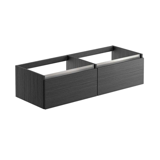 Bathrooms To Love Carino 1200mm Wall Hung Unit with Top & Washbowl - Unbeatable Bathrooms