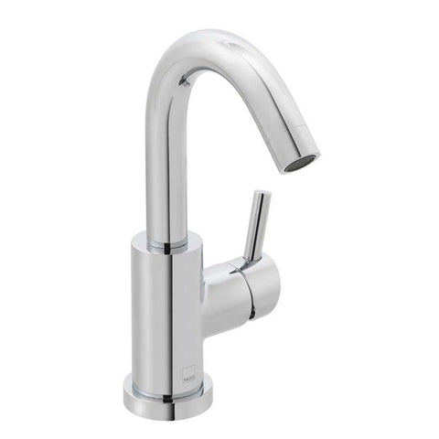 Vado Elements Air Deck Mounted Mono Sink Mixer with Swivel Spout - Unbeatable Bathrooms
