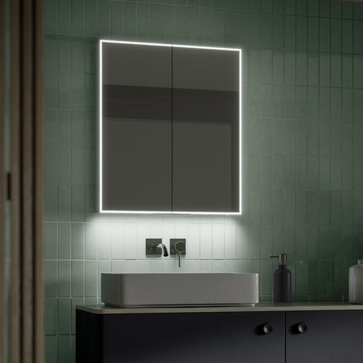 HIB Exos 60 Mirror Cabinet - Unbeatable Bathrooms
