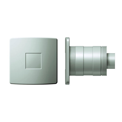 Zehnder Fixed Blade Louvred Wall Vent - Unbeatable Bathrooms
