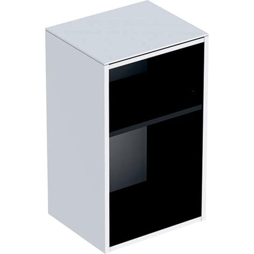 Geberit Smyle Square Low Cabinet, Open - Unbeatable Bathrooms