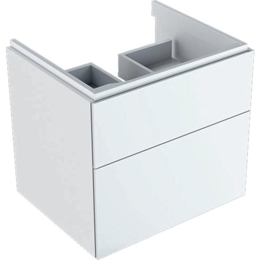 Geberit Xeno2 Cabinet for Washbasin with Two Drawers - Unbeatable Bathrooms