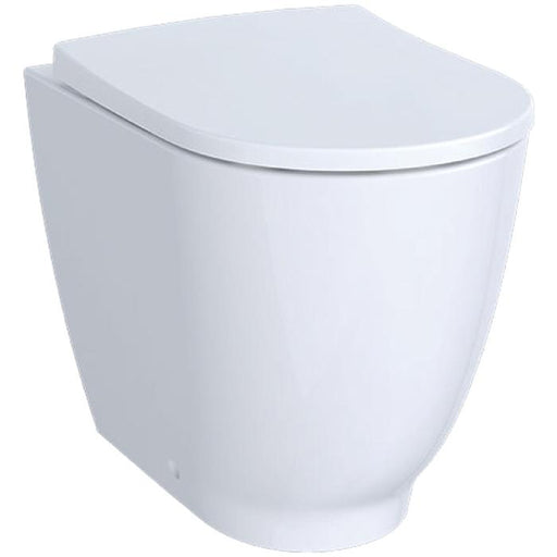 Geberit Acanto Rimfree Back To Wall WC - Unbeatable Bathrooms