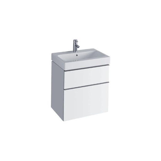 Geberit Icon Cabinet for Washbasin with Two Drawers - Unbeatable Bathrooms