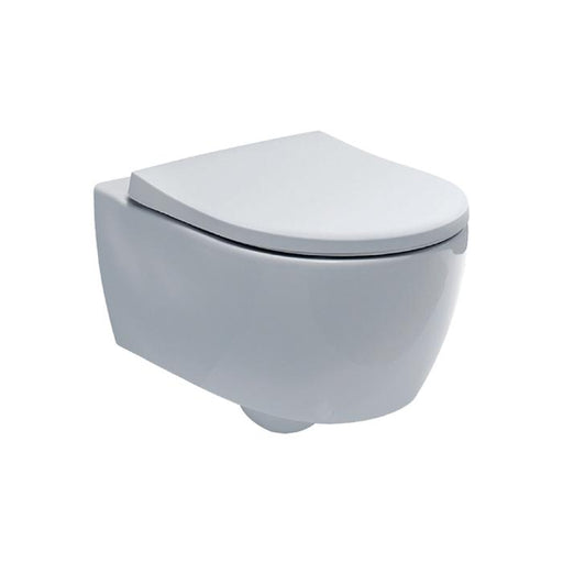 Geberit Icon Slim Soft Close Seat and Cover - Unbeatable Bathrooms