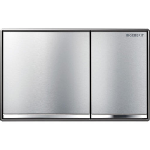 Geberit Omega60 Surface Even Flush Plate for Dual Flush - Unbeatable Bathrooms