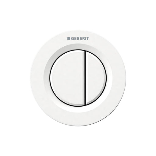 Geberit Sigma Dual Flush Button for Concealed Cistern - Unbeatable Bathrooms