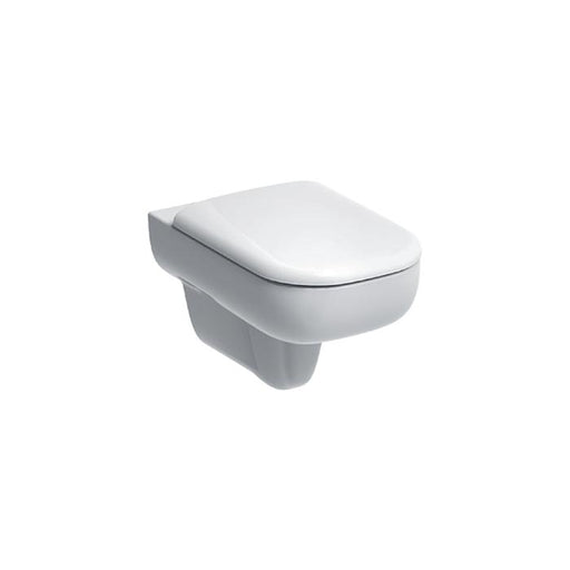 Geberit Smyle Seat and Cover - Unbeatable Bathrooms