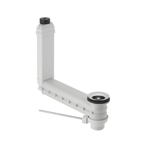 Geberit Washbasin Connector Clou with Lever Actuation - Unbeatable Bathrooms