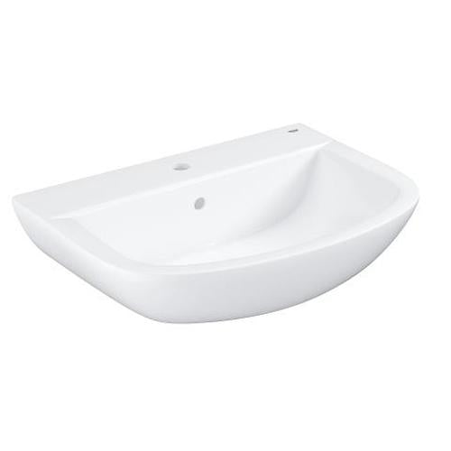 Grohe Bau Ceramic Alpine White Wash Basin 65 - Unbeatable Bathrooms