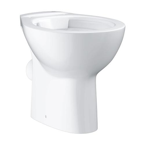 Grohe Bau Ceramic Floor Standing WC with Quick Release Action - Unbeatable Bathrooms