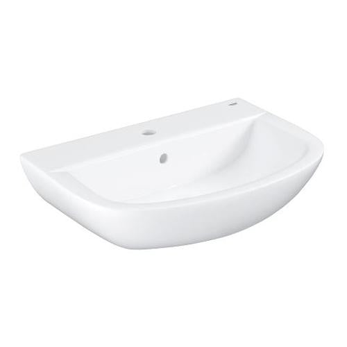 Grohe Bau Ceramic Wall Mounted Wash Basin - Unbeatable Bathrooms