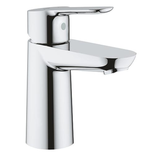 Grohe Bauedge 1/2 Inch Small Size Chrome Basin Mixer - Unbeatable Bathrooms