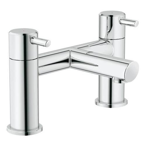 Grohe Concetto 1/2 Inch Two Handled Bath Filler - Unbeatable Bathrooms