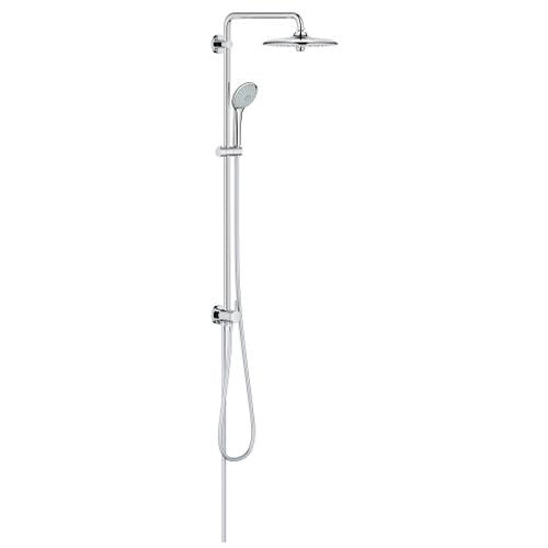 Grohe Euphoria System Shower System with Diverter for Wall Mounting - Unbeatable Bathrooms