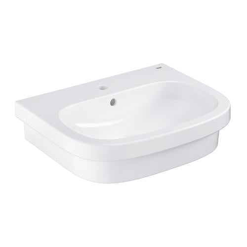 Grohe Euro Ceramic Alpine White Counter Top Basin - Unbeatable Bathrooms