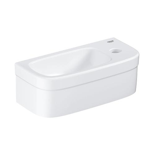 Grohe Euro Ceramic Compact Alpine White Handrinse Basin - Unbeatable Bathrooms