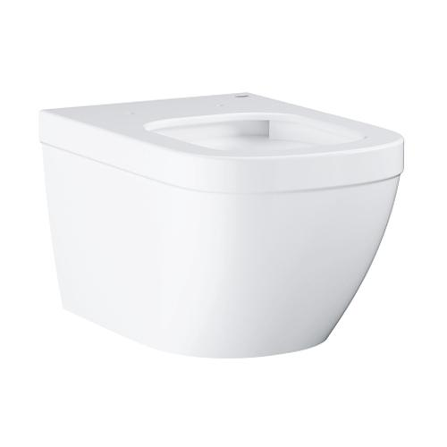 Grohe Euro Ceramic Wall Hung WC With Pure Guard Including Seat - Unbeatable Bathrooms