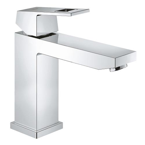Grohe Eurocube 1/2 Inch Medium Size Basin Mixer - Unbeatable Bathrooms
