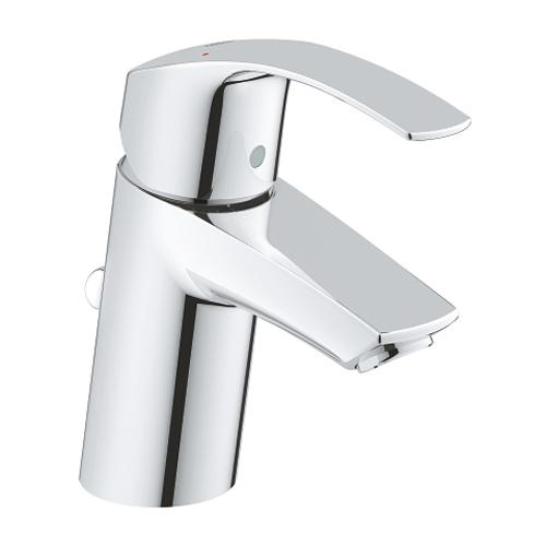 Grohe Eurosmart 1/2 Inch Small Size Basin Mixer in Modern Design - Unbeatable Bathrooms