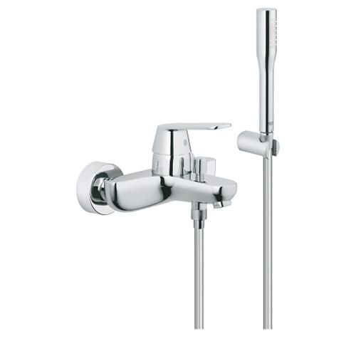 Grohe Eurosmart Cosmopolitan 1/2 Inch Single Lever Wall Mounted Bath or Shower Mixer - Unbeatable Bathrooms