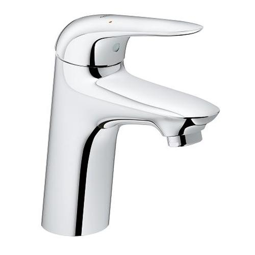 Grohe Eurostyle 1/2 Inch Small Size Solid Basin Mixer for Low Pressure Water Systems - Unbeatable Bathrooms