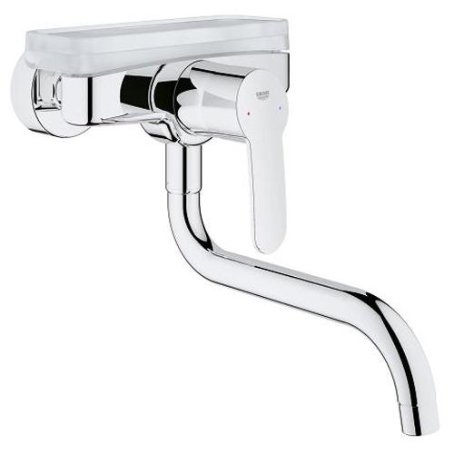 Grohe Eurostyle Cosmopolitan 1/2 Inch Single Lever Sink Mixer - Unbeatable Bathrooms