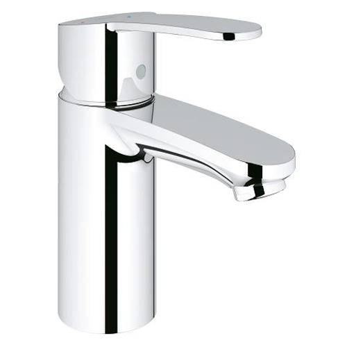 Grohe Eurostyle Cosmopolitan 1/2 Inch Small Size Basin Mixer with Water and Energy Saving Function - Unbeatable Bathrooms