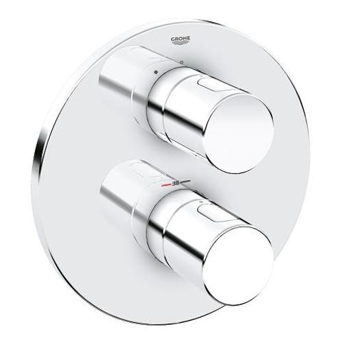 Grohe Grohtherm Cosmopolitan Thermostatic Shower Mixer - Unbeatable Bathrooms
