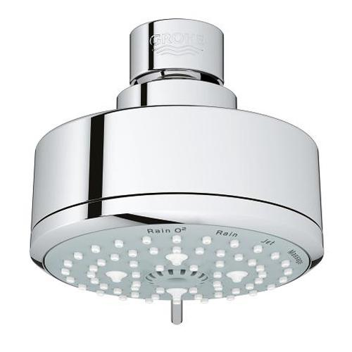 Grohe New Tempesta Cosmopolitan Head Shower with 4 Sprays - Unbeatable Bathrooms
