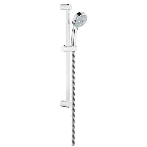 Grohe New Tempesta Cosmopolitan Shower Rail Set with 4 Sprays 27787001