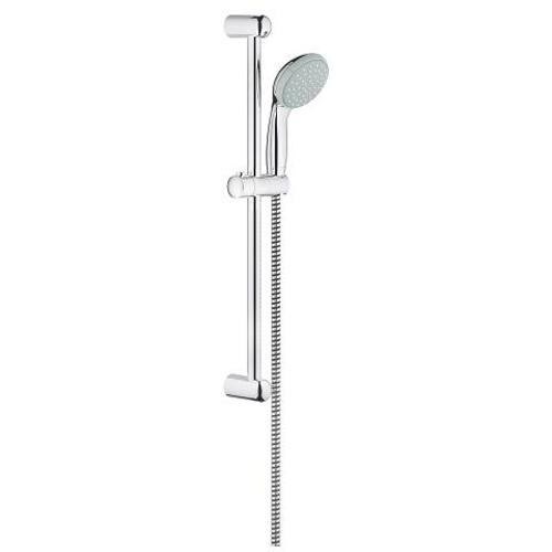Grohe New Tempesta Shower Head and 600Mm Rail Set with 1 Spray 27853000