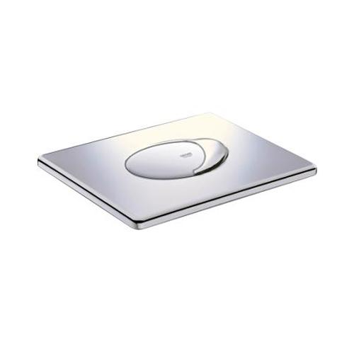 Grohe Skate Air Flush Plate for Horizontal Installation - Unbeatable Bathrooms