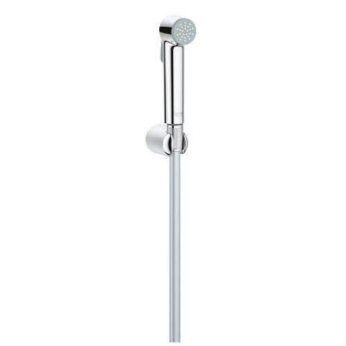Grohe Tempesta F Trigger Chrome 30 Wall Holder Set with 1 Spray - Unbeatable Bathrooms