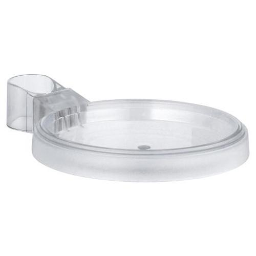 Grohe Transparent Soap Dish - Unbeatable Bathrooms
