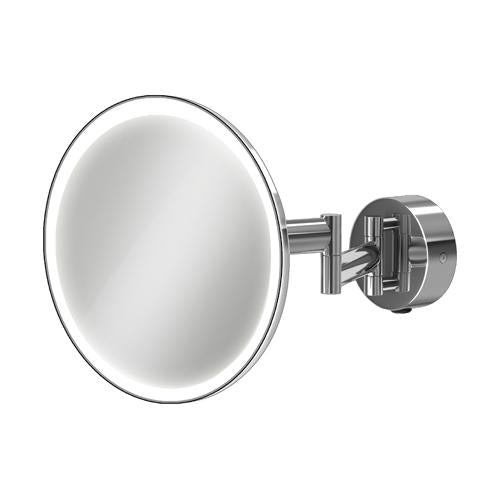 HiB Eclipse Magnifying Mirror - Unbeatable Bathrooms