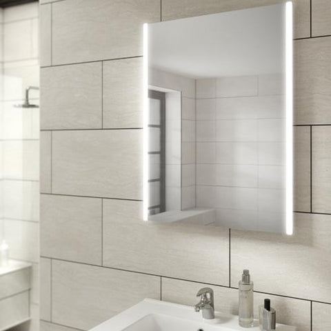 HiB Zircon Mirror - Unbeatable Bathrooms