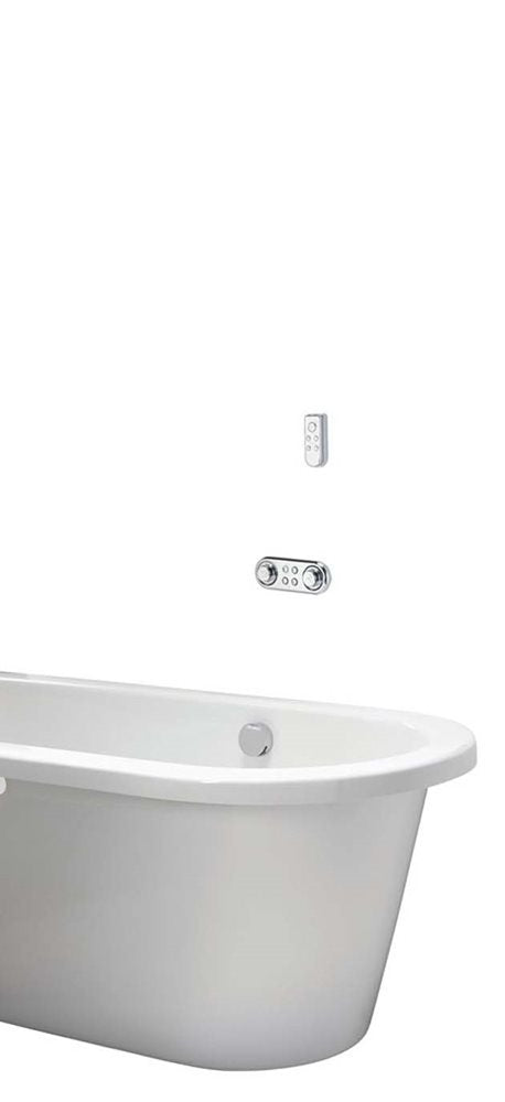 ilux Smart Bath with remote control - Unbeatable Bathrooms