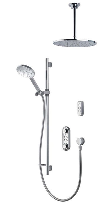 ilux Smart Shower Concealed Divert with remote control - Unbeatable Bathrooms