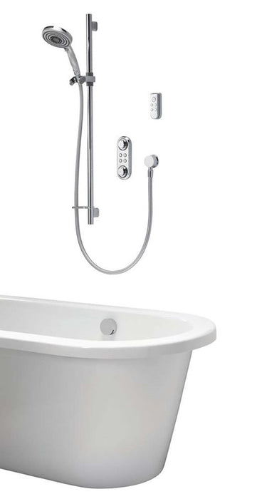 ilux Smart Bath/Handshower Divert with remote control - Unbeatable Bathrooms