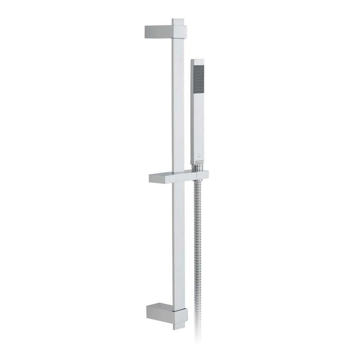 Vado Instinct Single-Function Slide Rail Shower Kit - Unbeatable Bathrooms