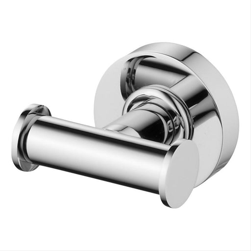 Ideal Standard IOM double robe hook - chrome - Unbeatable Bathrooms
